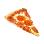 <strong> PIZZA BY SLICE </strong>