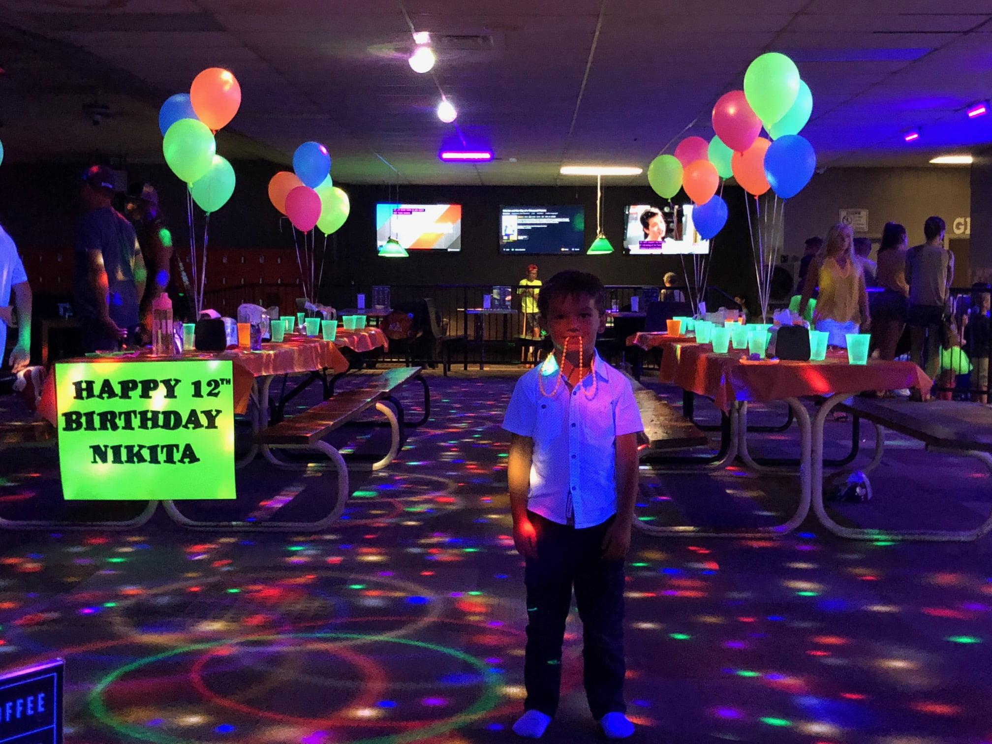 Parties | Roller Valley